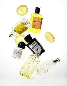 Beauty in JAN Magazine Photography by Frank Brandwijk I 'Citrus Perfume' 'Photography Stilllife Beauty Product, Makeup & Cosmetics'