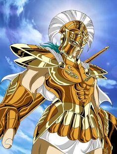 Saint Seiya by AikoMitsune on DeviantArt Fan Art, Love Warriors, Anime Toys, Armor Concept, Comic Games, Gold Art, Dc Heroes, Fantasy Artwork, Anime Comics