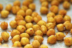 Healthy en superlekkere snack: geroosterde kikkererwten -
