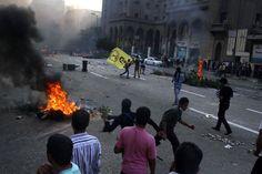 Confrontos recentes no Egito deixam 34 mortos e centenas de feridos | #Cairo, #Confrontos, #Egito, #Feridos, #IrmandadeMuçulmana, #MohamedMorsi, #Mortos, #PraçaTahir