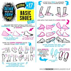 #feet #shoes #drawing #tutorial