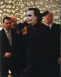 The Dark Knight, Heath Ledger was just amazing!