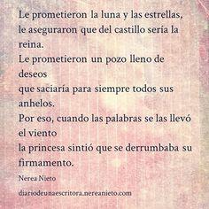 Le prometieron la luna y las estrellas... #poesía