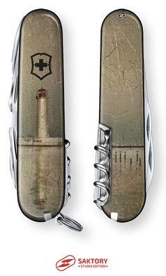 Laternia Victorinox Swiss Army Knife: Saktory Studio Edition, Vintage Style