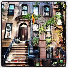 Autunno a New York - Greenwich Village. NYC