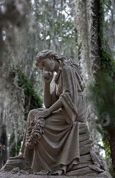 bonaventure cemetery | Flickr - Photo Sharing!