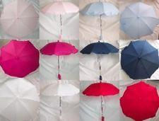 Universal Pushchair Baby Pram Parasol Sun Protection UV Rays Umbrella Shade