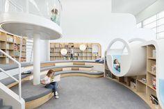 NUBO playground by PAL Design, Sydney – Australia