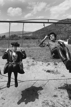 Ana Curra y Eduardo Benavente (1983)