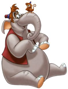 Gallery For > Disney Elephant Characters
