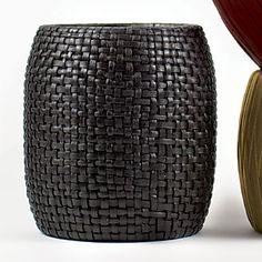Kusuka Leather Bangle from ASHRO