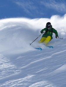 Ingrid Backstrom Women's Freeride Ski Camp in La Parva Chile