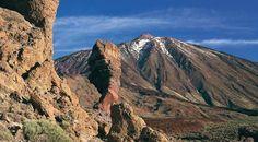 Parque Nacional del Teide. Santa Cruz de Tenerife