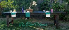 Farm House Table @tealhousecreative