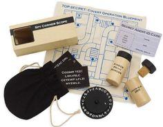 Imagine I Can Secret Agent Spy Gear Toy by Manhattan Toys.