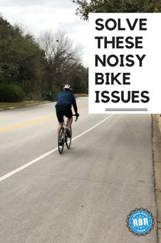 Is your bicycle clicking, rattling or squeaking and you don't know why? See if one of these common issues is causing your problem. Cycling Tips, Road Cycling, Cycling Workout, Bike Workouts, Swimming Workouts, Swimming Tips, Fixed Bike, Fixed Gear, Veils