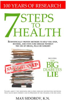 This book includes Part 1 and Part 2 of the '7 Steps to Health' series and The Big Diabetes Lie. Learn how to destroy diabetes, IBS, inflammation, asthma, high blood pressure, high chol…