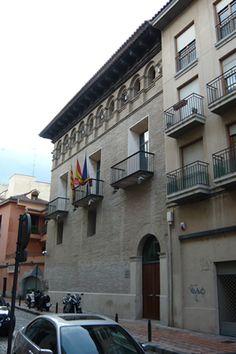 Casa de Armijo en la Ciudad de Zaragoza