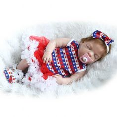 98.69$  Buy now - http://alip11.worldwells.pw/go.php?t=32715674654 - Full Silicone Bebe Reborn Babies Dolls Realistic Collectible Newborn Baby Doll Reborn Sleeping Kid Toy Lifelike Reborn Baby 98.69$
