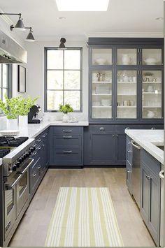 27 bilder på kök i grått – fin inspiration till köket!