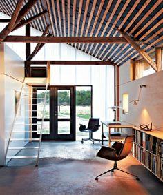 Minimalist Loft + Great Outdoors - wave avenue