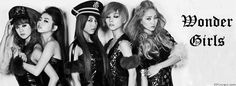 Wonder Girls 3 Facebook Covers