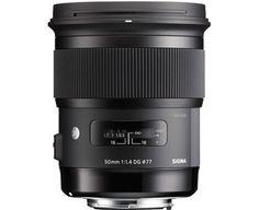 Sigma AF 50mm f/1,4 DG Canon