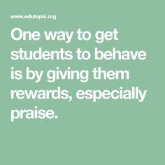 The Schoolroom Peace Plan, Part Three: Rewards Behavior Management Strategies, Students, Peace, How To Plan, Math, Math Resources, Sobriety, World, Mathematics
