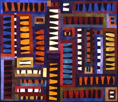 Janet Steadman - fiber artist - quiltmaker