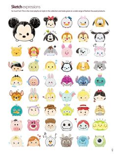 49 ideas for style guides disney Cute Disney Drawings, Cute Easy Drawings, Mini Drawings, Kawaii Drawings, Drawing Disney, Disney Doodles, Kawaii Doodles, Kawaii Disney, Disney Art