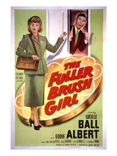The Fuller Brush Girl (1950) - Lucille Ball