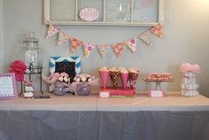 How to Throw A Baby Shower On A Budget | Pennywise Cook || the paper bag flower is the best