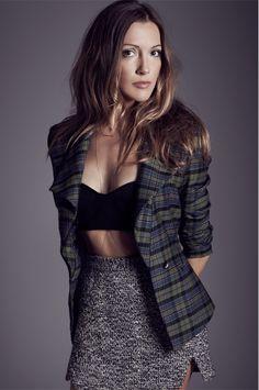 """Arrow"" actress Katie Cassidy for BeautyHigh.com"