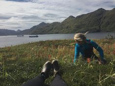 Hello tundra heaven mossberry mattress warm westerly wind. This our happy place - the Aleutian Islands the most epic land we know.  #aksalmonsisters #aleutianislands #wildwest #fishingfamily #beringsea
