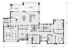 Stillwater Estate Design Ideas, Home Designs in Bass Coast - Phillip Island Custom Home Designs, Custom Homes, Dream House Drawing, Single Storey House Plans, Melbourne, Bungalow, Dream House Interior, Layout, House Blueprints