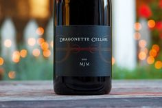 2011 Dragonette Cellars MJM Santa Barbara County, Wine Recipes, Wines, Bottle, Food, Flask, Essen, Yemek, Jars