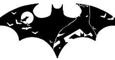 para tattoo de Batman | Cool Tattoos | Pinterest | Stencils Tattoo ...