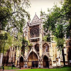 Westminster Abbey, formally titled the Collegiate Church of St Peter at Westminster, is a large, mainly Gothic, church in the City of Westminster. #uk #bucketlist