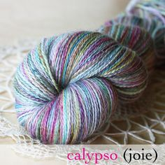 yarns...beautiful yarns!!