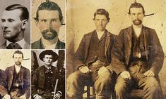 Historic photo of Jesse James and his killer Robert Ford authenticated