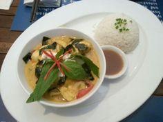 Cambodia food. AMOK