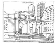 Color This Book New York City Abbi Jacobson