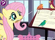 MLP Fluttershy SongBird