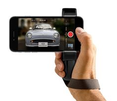 Accessories for iPhone - http://appadvice.com/accessories/giftguide-accessories-iphone-photographer/729490