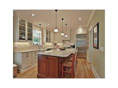 Double Island Kitchen Wood Stain White Fixer Upper