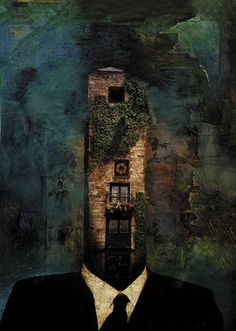 The Dreaming - Dave McKean subjetividad, colores friso, concepto onírico, fantasía