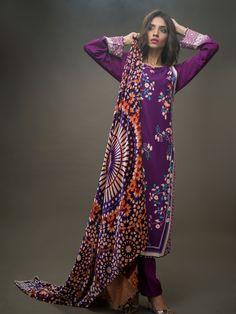c4f39d0b92 Gul Ahmed Festive Eid Collection 2017 Outfits Ideas for Girls. See more. Silk  Velvet VL-36 Shop Now: https://www.gulahmedshop.