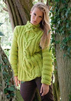 Lana Grossa Sweater LEI