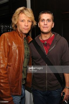 Jon Bon Jovi and Rob Thomas 2005