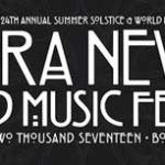 #SierraNevadaWorldMusicFestival – Summer Solstice and Peace Celebration – June 16-18